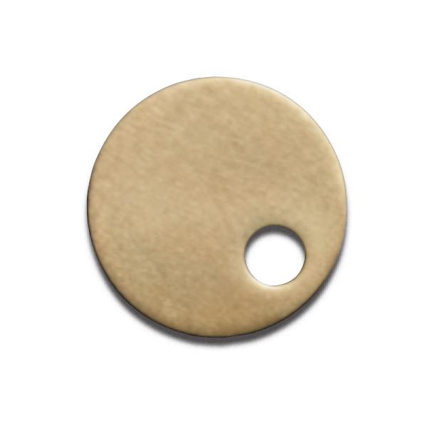 Satin Elite Brass (14K Gold)