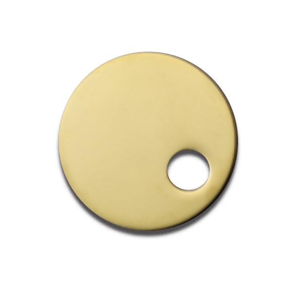 Satin PVD Brass