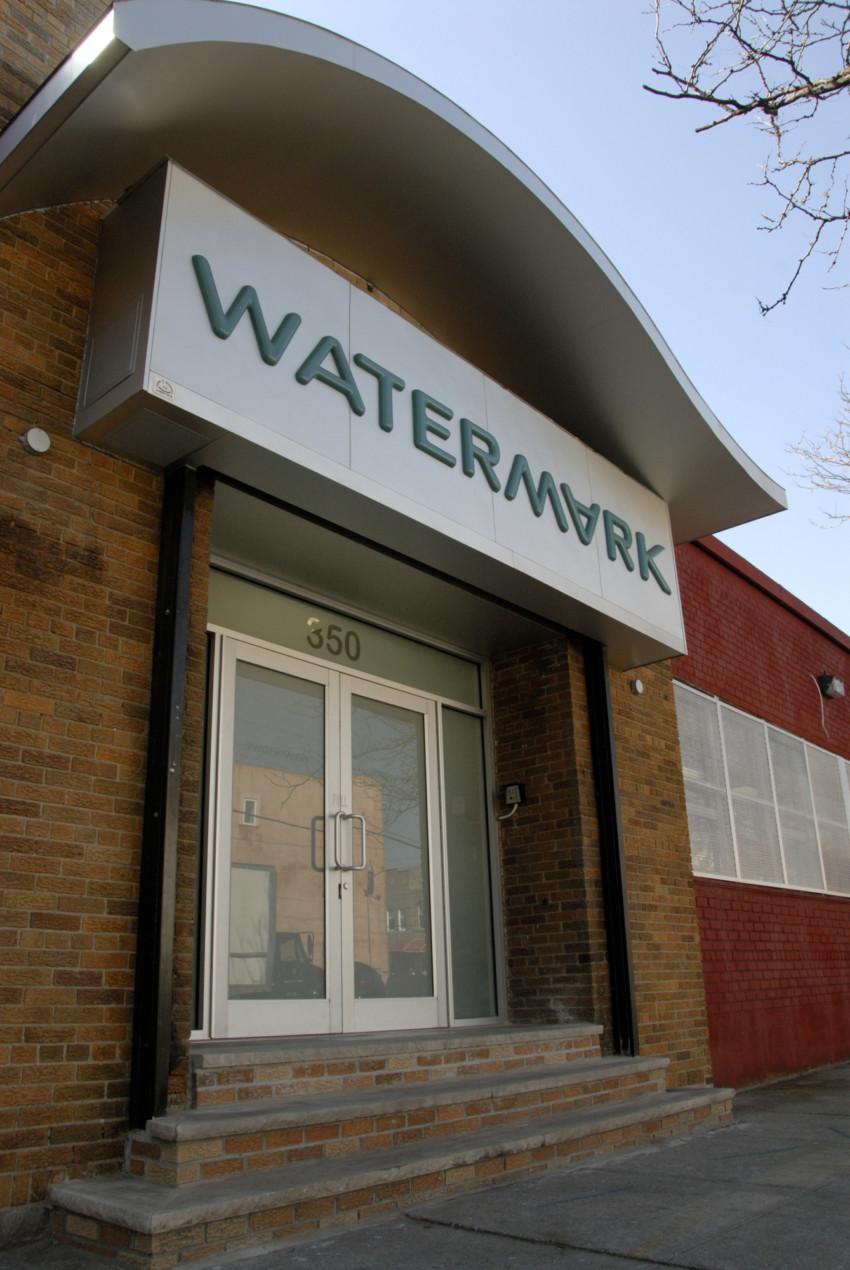 Watermark Building