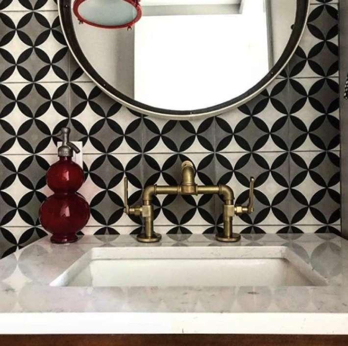 Rustic Bathroom Faucet