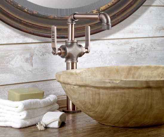 Elan Mono Lav Sink Vessel