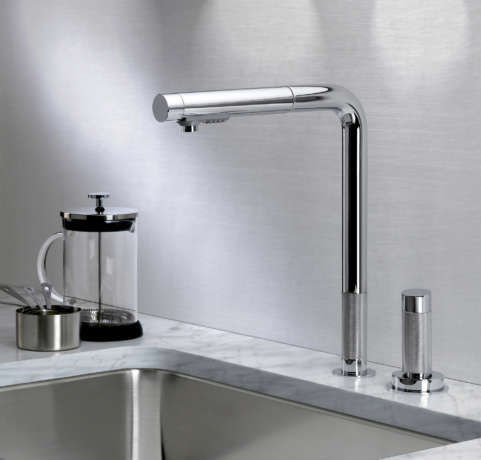 Tod Kitchen Faucet Contemporary Wjoystick
