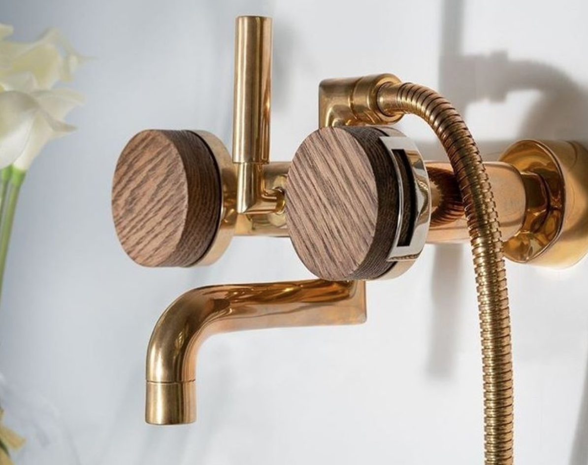 12 Unique Bathroom Faucet Handle Designs 5