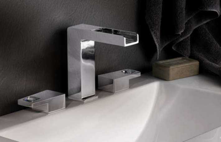 Achieve A Modern Look By Incorporating A Waterfall Bathroom Faucet Into Your Design Watermark Designs,Home Decor Stores In Mcallen Tx