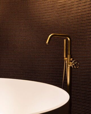 A Faucet That Won't Be Outdone