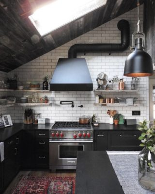 8 Incredible Kitchen Designs That Incorporate Wall Mounted Pot Fillers Image 4