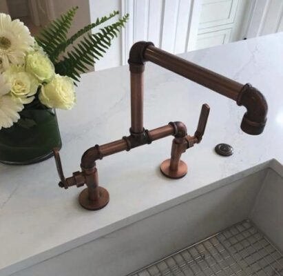9 Faucets to Complete Your Farmhouse Look 5
