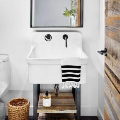12 Unique Bathroom Faucet Handle Designs 4