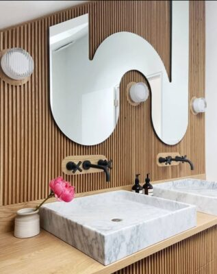 12 Unique Bathroom F Aucet Handle Designs 6