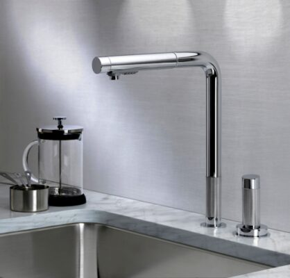 Upgrade Your Kitchen With a Touchless Kitchen Faucet 3