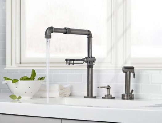 14 Beautiful Faucet Finishes to Consider For Your Space 10