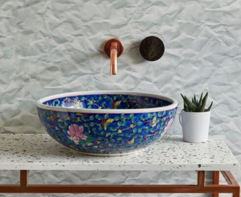 14 Beautiful Faucet Finishes to Consider For Your Space 13