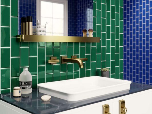 Blending Modern With Traditional 5 Mixed Finishes to Breathe New Life Into Your Style 7
