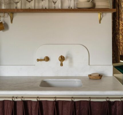 15 Wall Mount Faucet Designs for Your Home 5