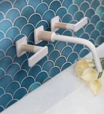 15 Wall Mount Faucet Designs for Your Home 14