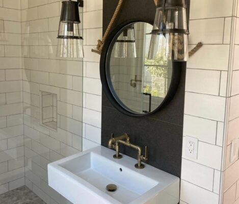 9 Unique Industrial Style Bathroom Taps 3