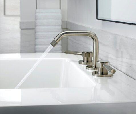 9 Unique Industrial Style Bathroom Taps 6