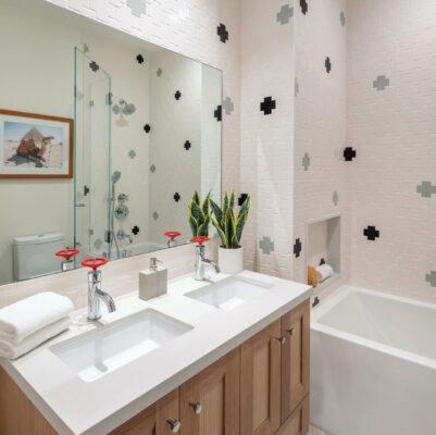 9 Unique Industrial Style Bathroom Taps 7