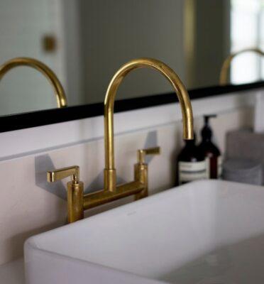 9 Unique Industrial Style Bathroom Taps 9