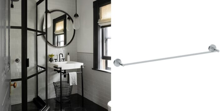 13 Design Ideas Incorporating Luxury High End Towel Bars 2