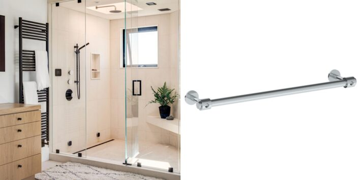 13 Design Ideas Incorporating Luxury High End Towel Bars 1