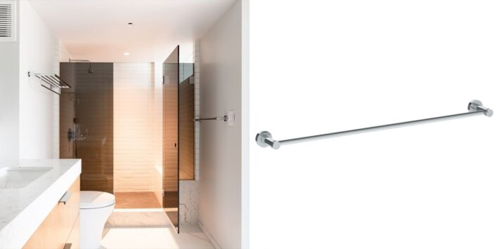 13 Design Ideas Incorporating Luxury High End Towel Bars 3