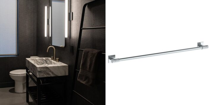 13 Design Ideas Incorporating Luxury High End Towel Bars 5