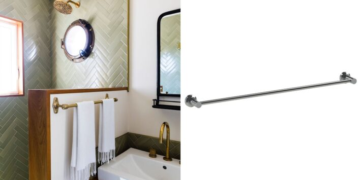 13 Design Ideas Incorporating Luxury High End Towel Bars 8
