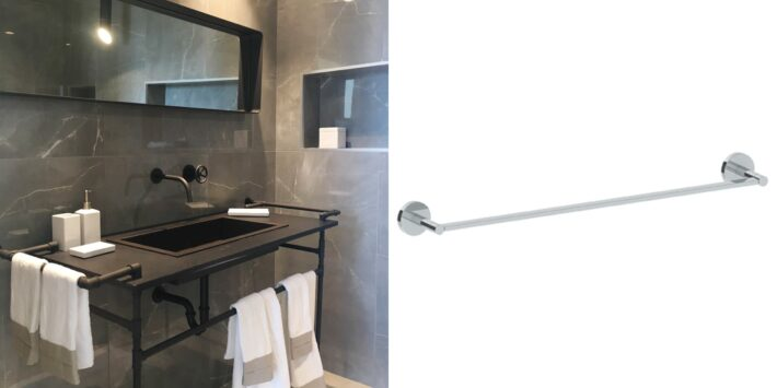 13 Design Ideas Incorporating Luxury High End Towel Bars 10