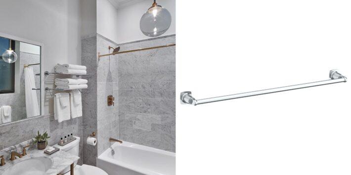 13 Design Ideas Incorporating Luxury High End Towel Bars 12