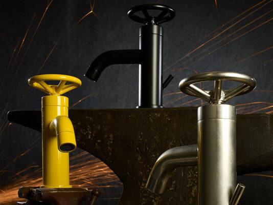 12 Monoblock Faucet Design Styles 1