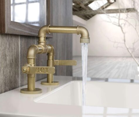 Our 7 Favorite Examples of Faucet Knurling 4