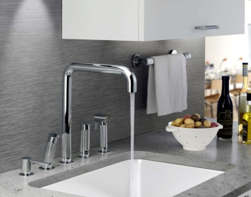 Our 7 Favorite Examples of Faucet Knurling 11