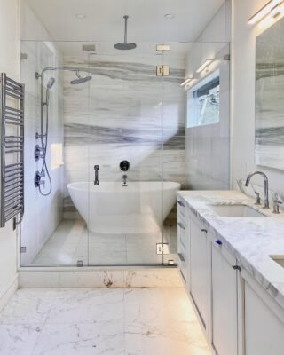 4 Reasons You Definitely Want a Walk In Shower 2