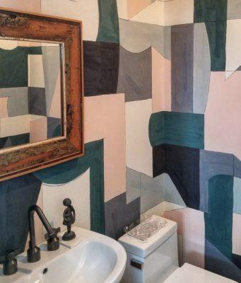 High End Contemporary Bathroom Faucet