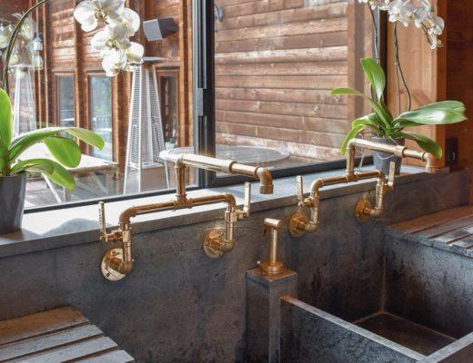 Industrial Sink Faucet