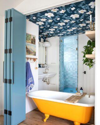 8 Bathroom Color Combinations We Love 1