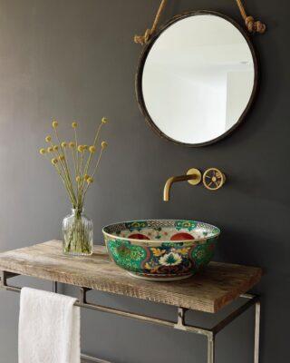 8 Bathroom Color Combinations We Love 4