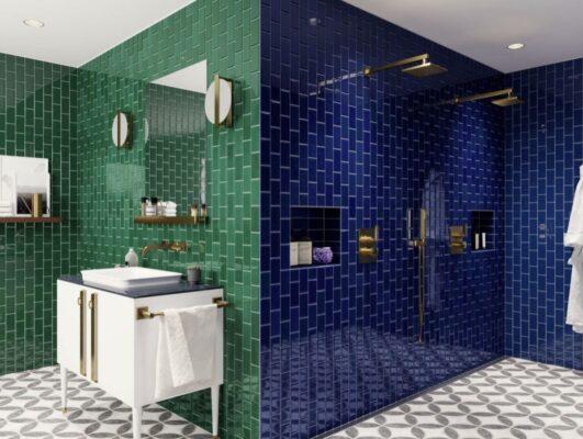 8 Bathroom Color Combinations We Love 6