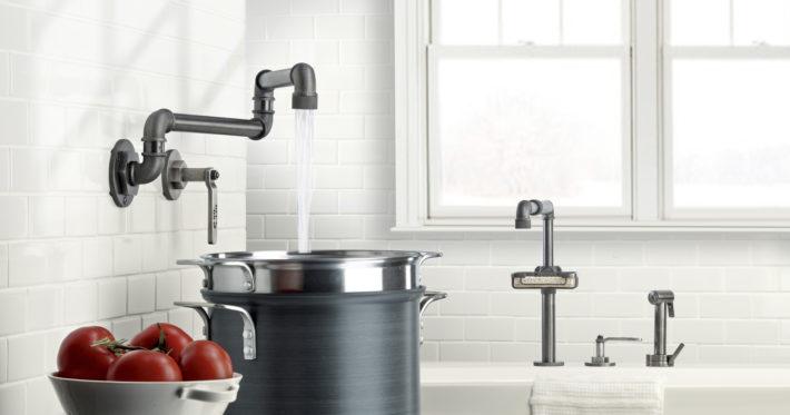 Elan Pot filler On Faucet Off 28994