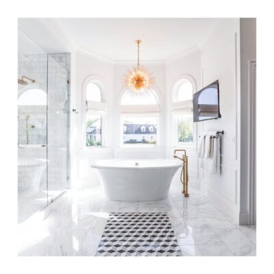 Fresh Trends for 2021 Breathe New Life Into Your Bath Space This Year 5