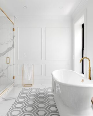 How to Choose the Right Faucet Design for Your Freestanding Clawfoot Tub 6